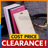 [CLEARANCE] Xiaomi Mi3 M3 Standable Flip Silk Leather Pouch Case Cover Casing