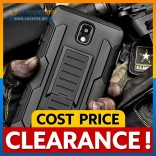 Samsung Note 3 4 5 S5 S6 Army Case Cover Casing