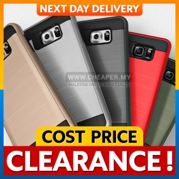 Samsung Note 3 4 5 S7 Edge Plus VERUS Metal Case Cover Casing