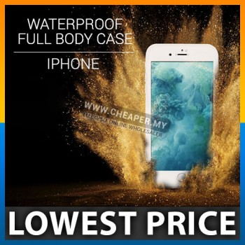 iPhone 6 6S 7 PLUS REMAX ANTISHOCK Waterproof TPU Case Cover Casing