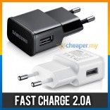 Samsung Charger Light Travel USB Adapter Fast Charge 2.0A