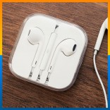 OEM EarPods Earphone with Remote and Mic Storage and Travel Case