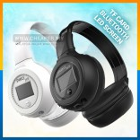 [CLEARANCE] SPARKLE b570 Bluetooth Wireless Headset Earphone Mic TF FM LCD Screen