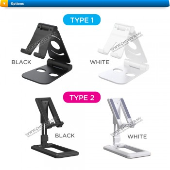 Universal Desktop All Type Phone Holder Stand Mount Support Tablet Phone Adjustable Portable Phone Holder