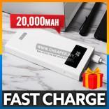 18W DUAL FAST CHARGE QC3.0 MTK 12V1.5A Besiter 9V2A Powerbank 20000mah