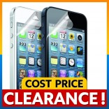 [CLEARANCE] iPhone 5 5S SE Screen Protector Clear Double Matt Diamond Mirror Japan