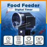 Automatic Fish Food Feeder Timer Digital AF-2003/AF-2009D/AF-2005D
