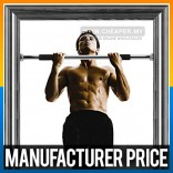 Top Grade Iron Pull Up Door Gym Chin Up Bar Doorway Exercise Fitness