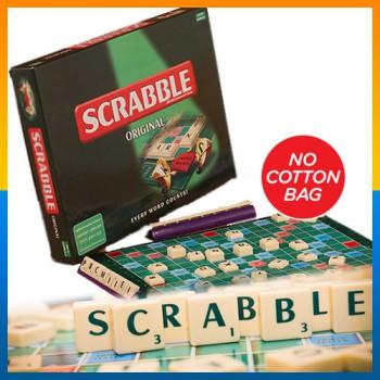 Crossword Board Game Spelling Game Family Board Educational