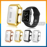 [CLEARANCE] Apple iWatch Series 1 2 i Watch Metal Plating Case Cover Casing
