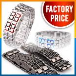 Iron Samurai Japan LED Watch [Manufacturer Price Cheapest in Malaysia]
