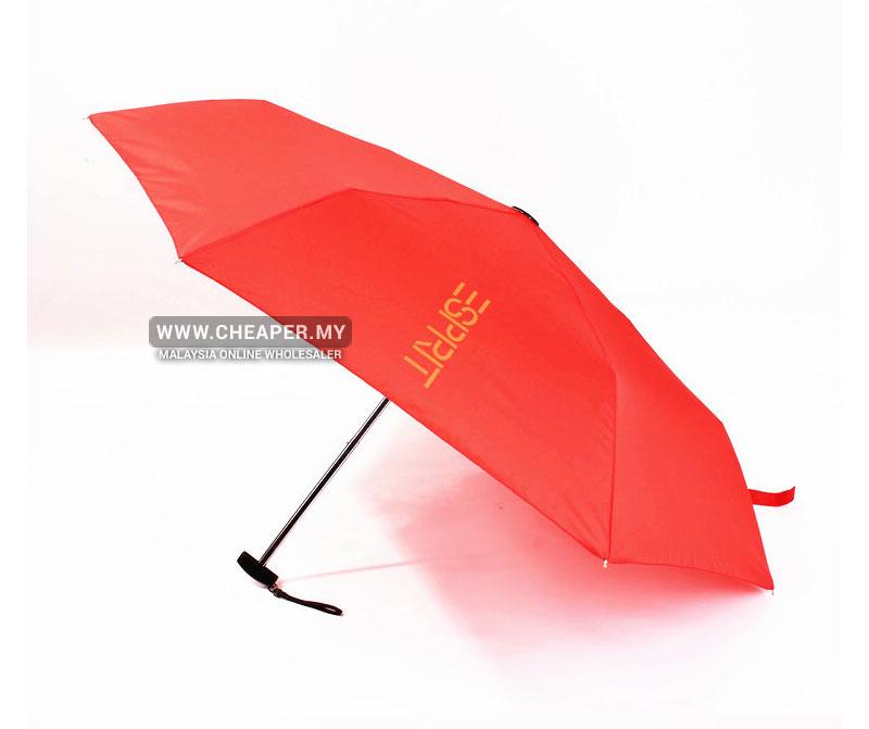 Esprit Umbrella Slim Light Compact Foldable for Maximum ...