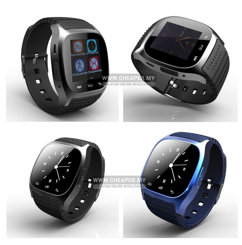R Watch M26 Smart Watch Bluetooth Android 1.4 Inch Touch ...